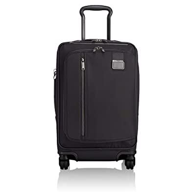 Tumi Merge International Expandable Carry-On Black Contrast One Size
