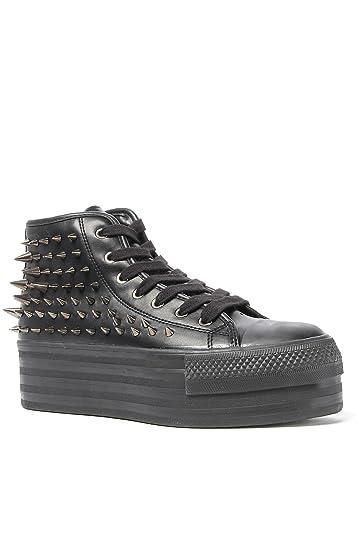 502416d4f3cf UNIF Koop Shoe 8 Black
