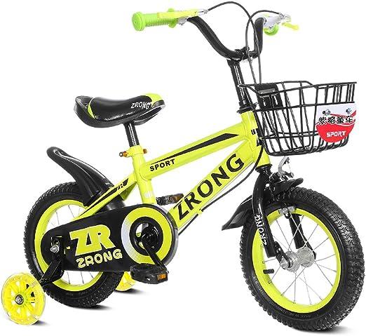 MLMHLMR Bicicletas para niños 6-9 años Bicicletas para niños ...
