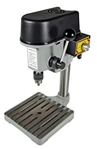 SE 97511MDP Mini Drill Press Bench for Jewelers & Hobbyists