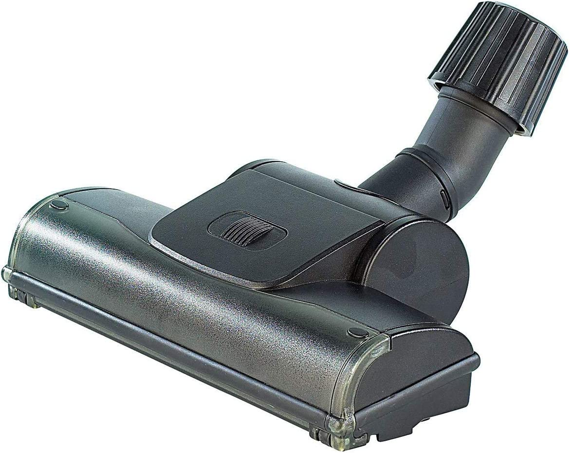 Green Label Cepillo Maxi Turbo Universal para Alfombras (32-35 mm). Compatible con Aspiradoras Hoover, Dirt Devil, Bissell, Samsung, Electrolux, Kenmore, Panasonic, etc.