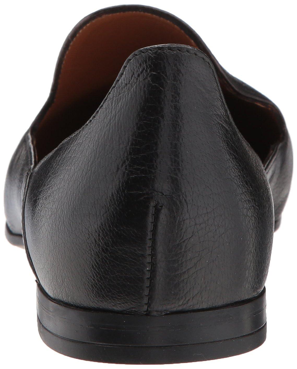 Aquatalia Womens Emmaline Metallic Calf Loafer