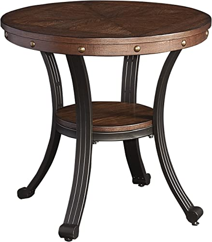 Powell Furniture Franklin Side Table