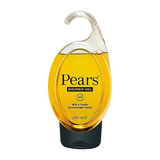 Best Pears Soap Free Shower Gel, 250ml, 8.4 Fl oz PACK OF 3
