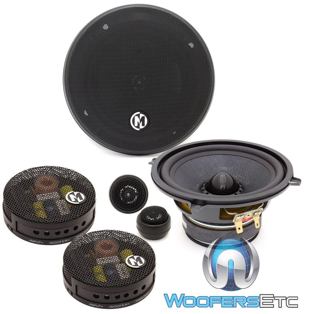 15-MCS5A - Memphis 5.25'' Multi-Synchronous Component Speaker System