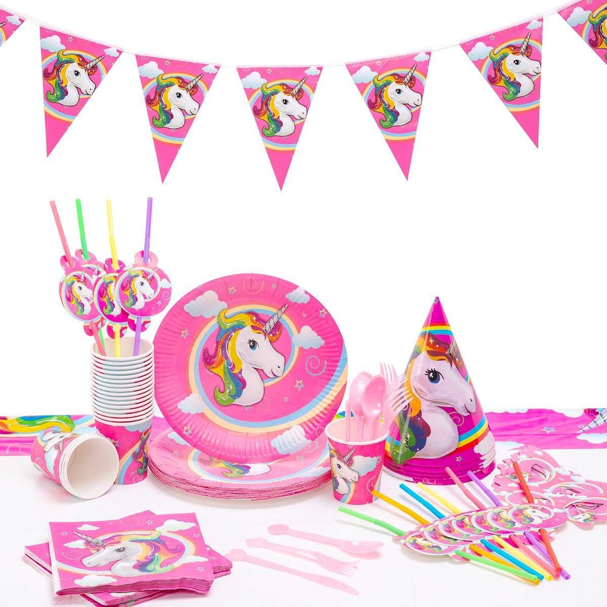 102-Teiliges Geburtstagsset