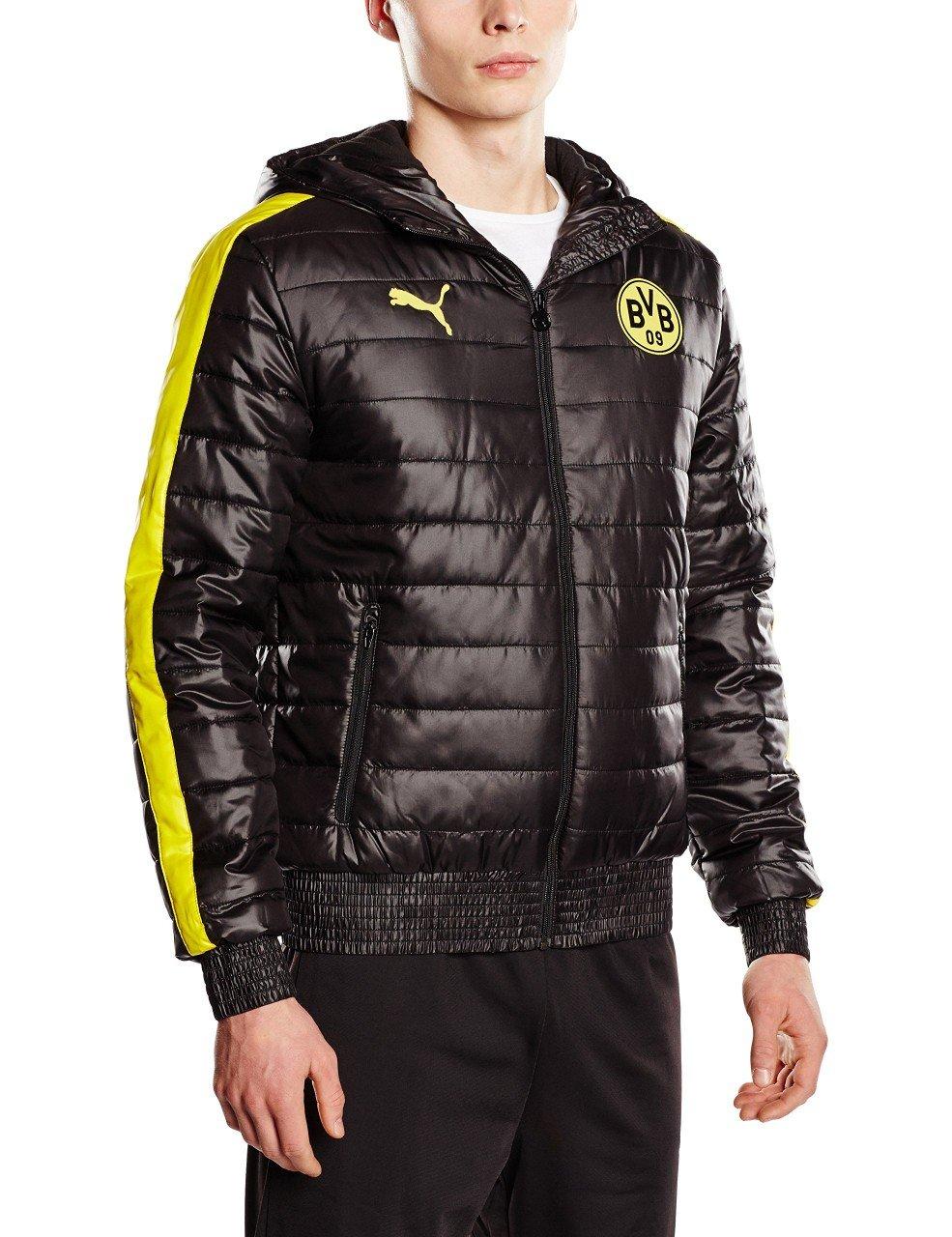 PUMA Herren Jacke BVB T7 Padded Jacket
