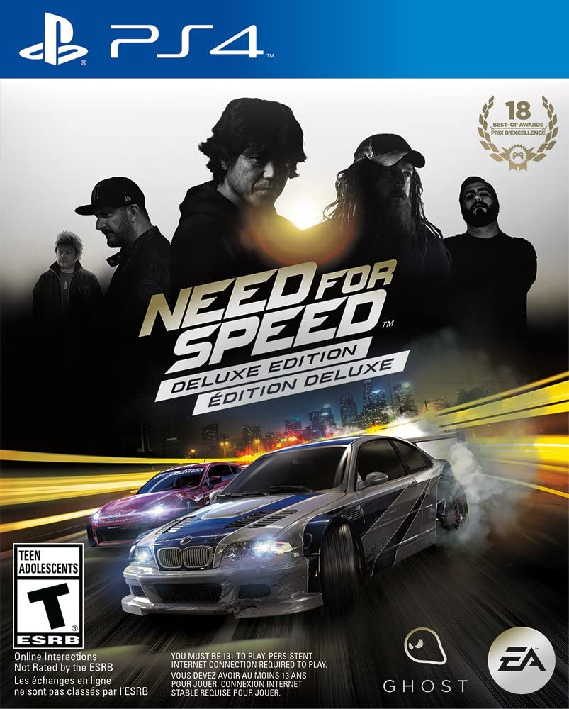 Amazon com: Need for Speed - Deluxe Edition - PlayStation 4