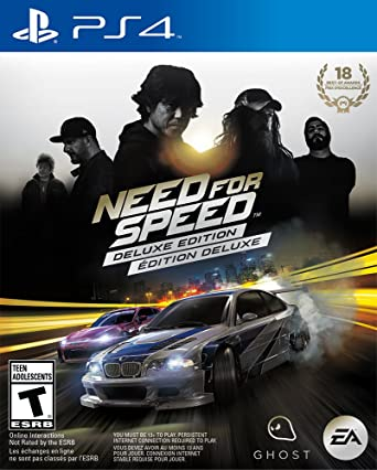Amazon Com Need For Speed Playstation 4 Electronic Arts Video