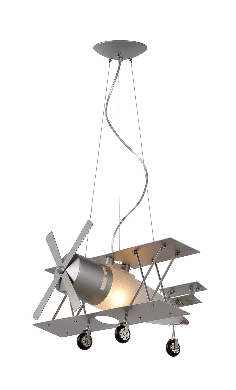 Lampadario da soffitto a forma di aereo, arredamento moderno per ...