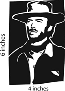 Amazon.com: JOHN WAYNE Sticker Cut Vinyl Decal: Automotive