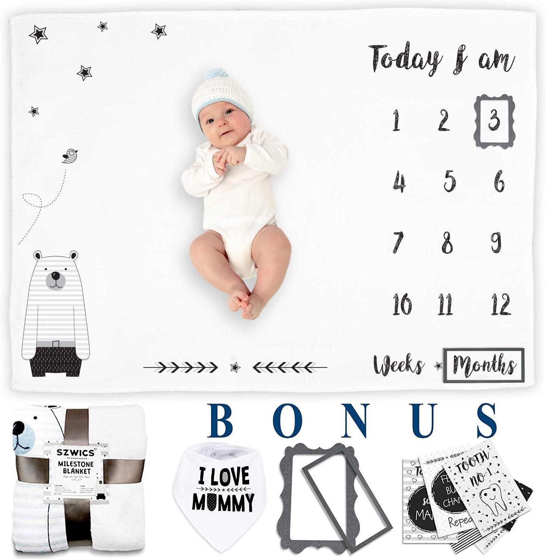 baby gift personalized baby gift newborn gifts shower gift personalized gifts personalized baby milestone Milestone photo prop