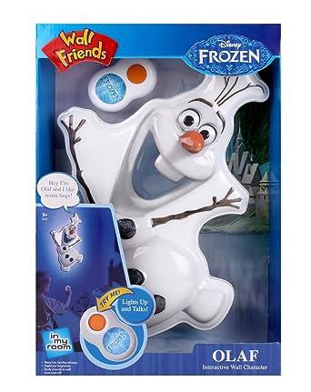 5f5f3fb2f6e93 Amazon.com  Disney Official Frozen Olaf Talking Room Light (One Size ...