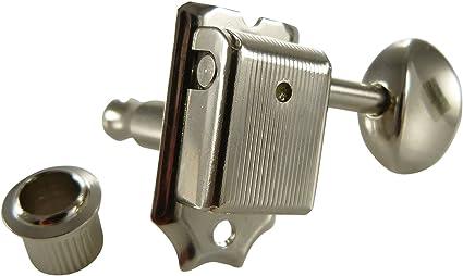 Gotoh SD91-05M-L6-N mecánica de la guitarra del estilo de la ...