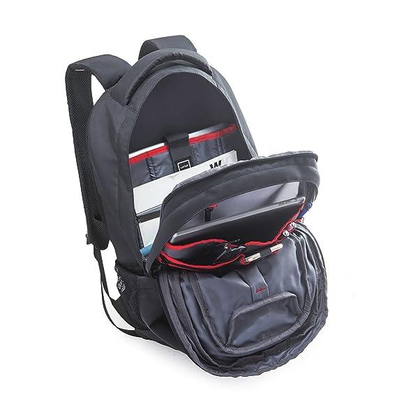 f5f08d21fda7 Amazon.com: EA Business Laptop Backpack Water Resistant Black Travel ...