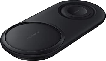 Samsung Duo 12W Qi Certified Fast Charge 2.0 Wireless Charging Pad