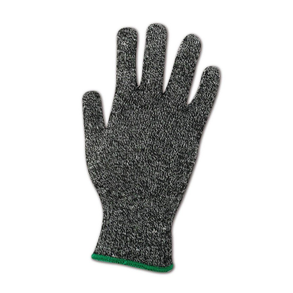 Magid Glove & Safety XKS210-10 Magid Cut Master XKS XKS210 High-Density Elasticized Gloves - Cut Level 4, 6, Black, 10 (Pack of 12) by Magid Glove & Safety (Image #1)