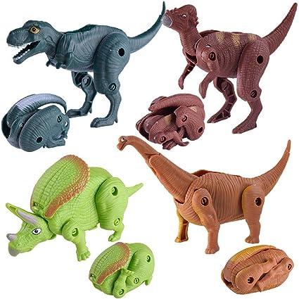 Amazon.com: Kimanli - Juguetes de dinosaurio, juguete de ...