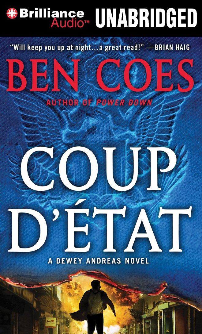 Download Coup D'Etat (Dewey Andreas Series) ebook