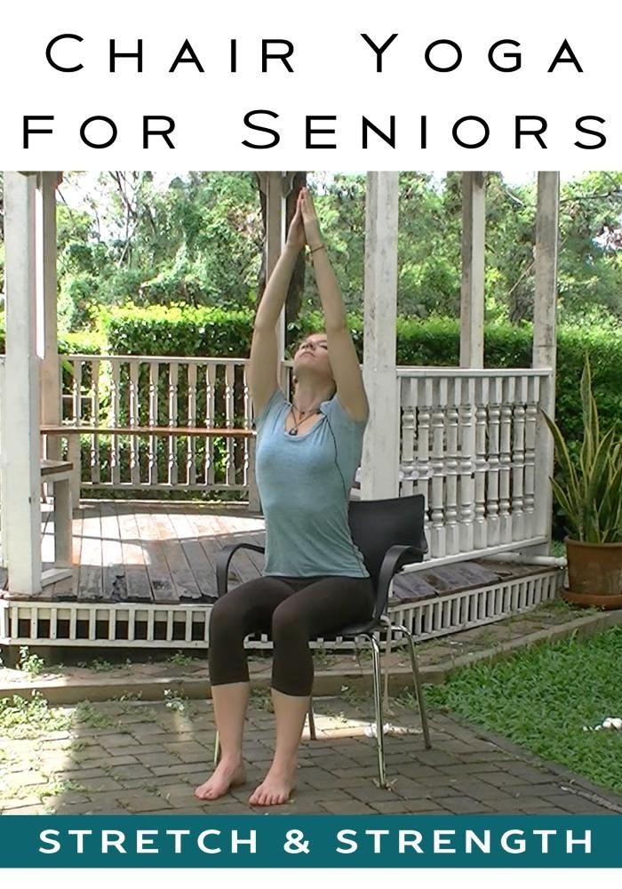 Amazon.com: Chair Yoga DVD for Seniors: Yoga Fix: Movies & TV
