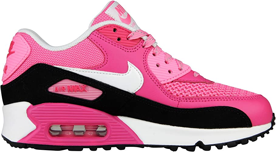 Perfecto petróleo Desnudarse  Nike Air Max 90 LE (GSM33), Size 35, 5: Amazon.co.uk: Shoes & Bags