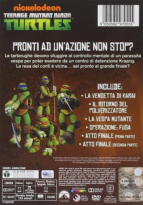 Amazon.com: teenage mutant ninja turtles - battaglia finale ...