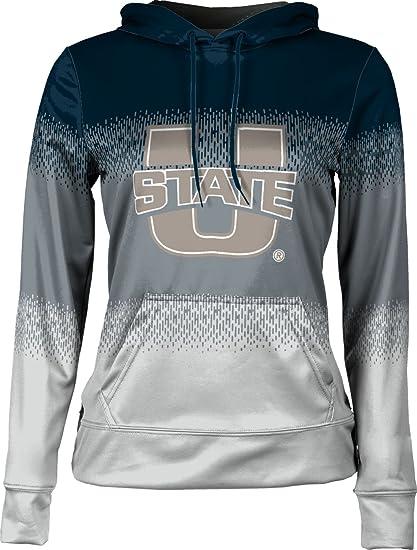 School Spirit Sweatshirt ProSphere Brown University Girls Pullover Hoodie Spray Over