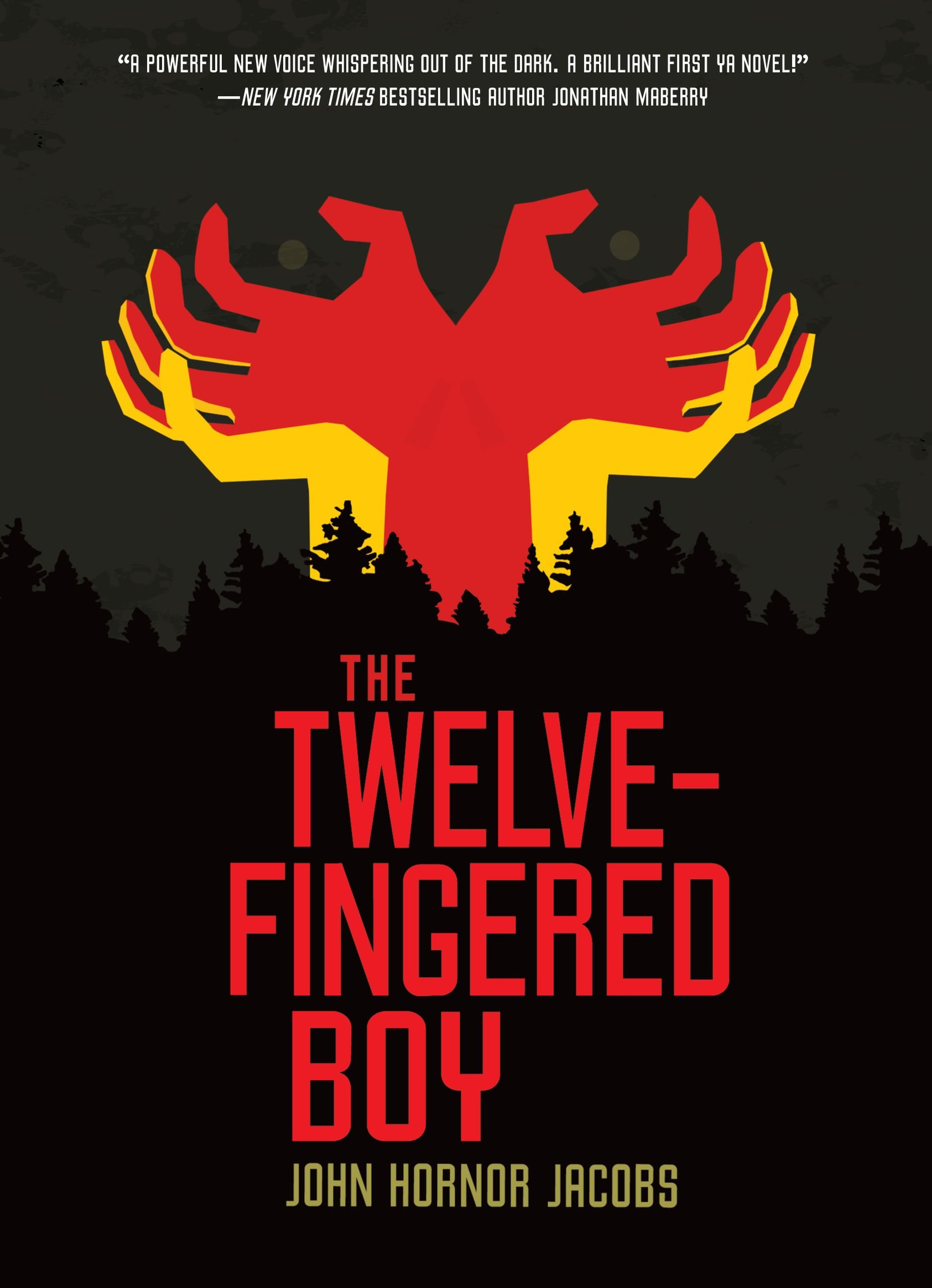 Download The Twelve-Fingered Boy (The Twelve-Fingered Boy Trilogy) pdf