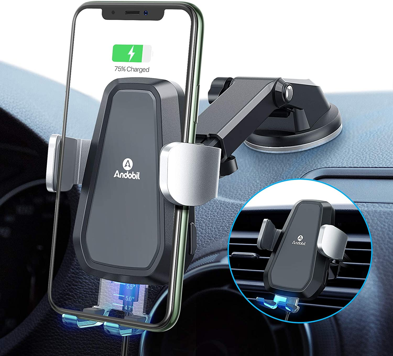 Andobil Handyhalter Fürs Auto Wireless Charger Elektronik