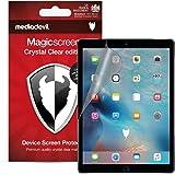 """Apple iPad Pro 12.9"""" (2015) Screen Protector, MediaDevil Magicscreen Crystal Clear (Invisible) Edition - (2 x Protectors)"""
