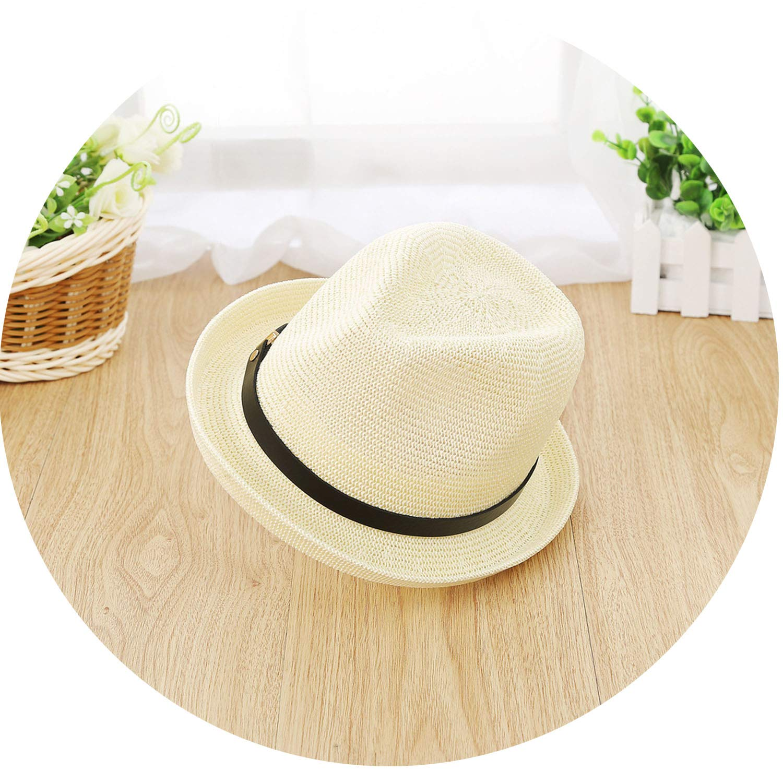 Sun Visor Summer Straw Children Cool Ladies Parent-Child Outdoor Sun Hat