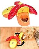 Sweetypet Hundespielzeug: Strategie- und Intelligenz-Spiel für Hunde, pflegeleicht & rutschfest (Beschäftigungsspiele für Hunde)
