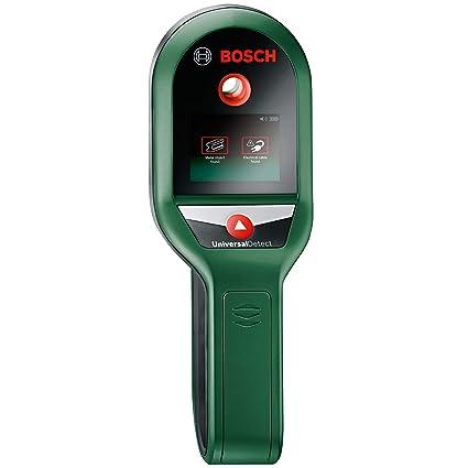 Bosch Detector digital UniversalDetect (4 pilas AAA, cartón, profundidad maximima Deteccion metales no