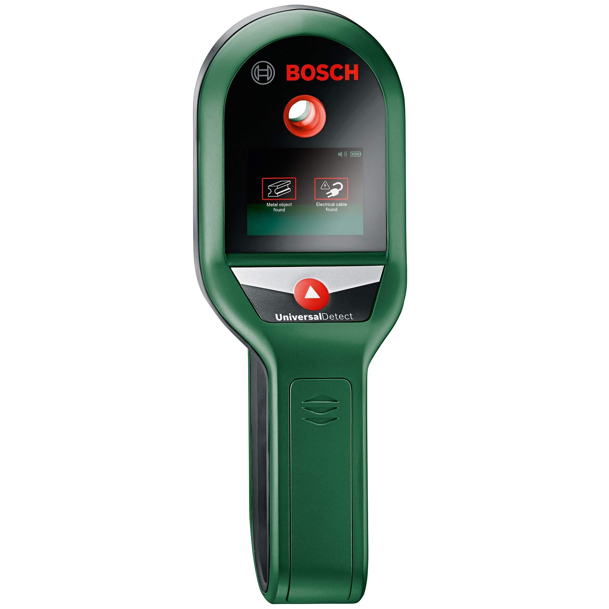 Bosch Home and Garden Ortungsgerät UniversalDetect 0603681300 Ortungstiefe (MAX.) 100mm apropiado f