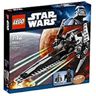 LEGO Star Wars Imperial V-wing Starfighter 7915: Toys & Games [5Bkhe1005750]