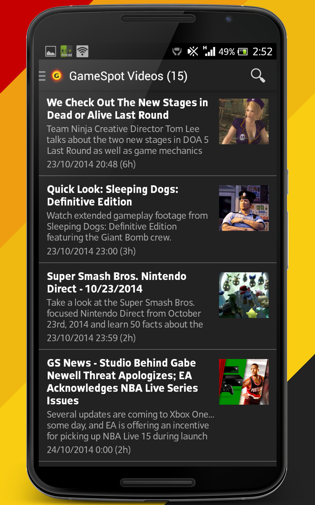 GameSpot: Amazon.es: Appstore para Android
