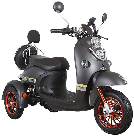 3 ruedas SCOOTER DE MOVILIDAD ELÉCTRICA 500W 25 km/h Mobility Scooter Green Power: Amazon.es: Salud y cuidado personal