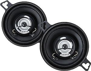 Hertz Dcx87.3 8.7 Cm (87Mm) 2 Way Car Speaker 60 Watt