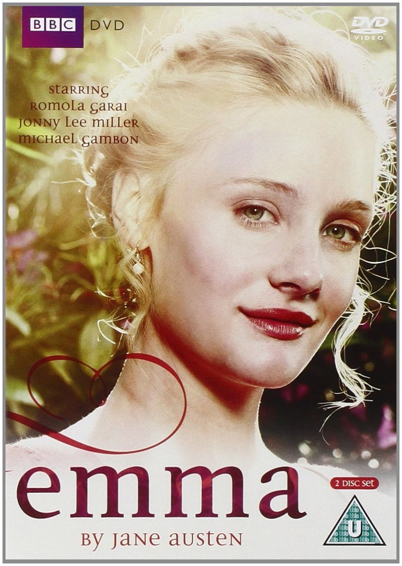 Emma 2 Dvds Amazonde Romola Garai Johnny Lee Miller