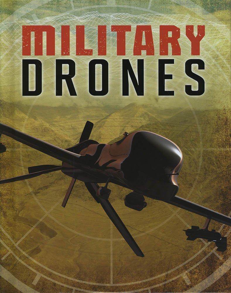 Military Drones (Edge Books: Drones) pdf epub
