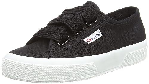 SUPEK   SUPEK Superga Damen 2750 cotw Big Lace Sneaker  Amazon   Schuhe ... 936a91