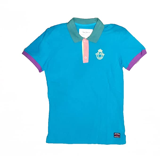 Pepe Jeans Polo Multicolor: Amazon.es: Ropa y accesorios