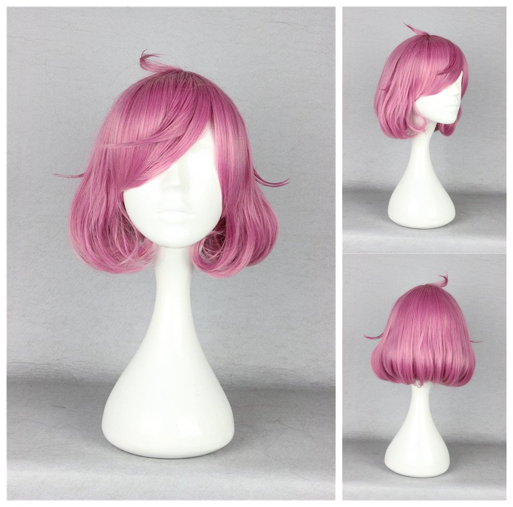 Kadiya Cosplay Wig Super Cute Curls Girl Anime Synthetic Hair