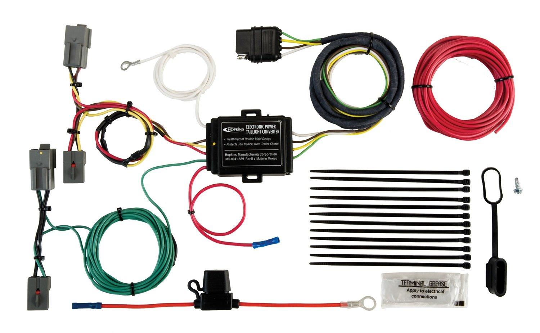 Hopkins 11140504 Plug-in Simple vehículo cableado Kit: Amazon.es ...