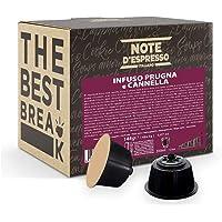Note d'Espresso - Ciruela y Canela - Cápsulas compatibles con Cafeteras NESCAFE'* DOLCE GUSTO*- 48 caps
