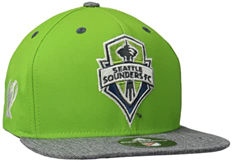 0531535f9a6 Amazon.com   MLS Seattle Sounders FC Adult Champ Snapback Hat