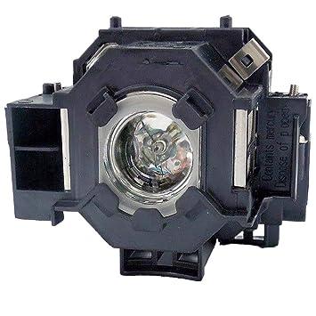 kingoo Proyector Lámpara para proyector Epson h330 a Proyector ...