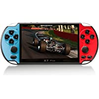 5.1inch X7 Plus Video Game Console Handheld Game Players Double Rocker 8GB Memory Built in 1000 Games MP5 Game…