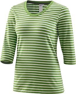 Joy Sportswear shirt pour femme Zaria trois quarts Bras Vert (400) 36