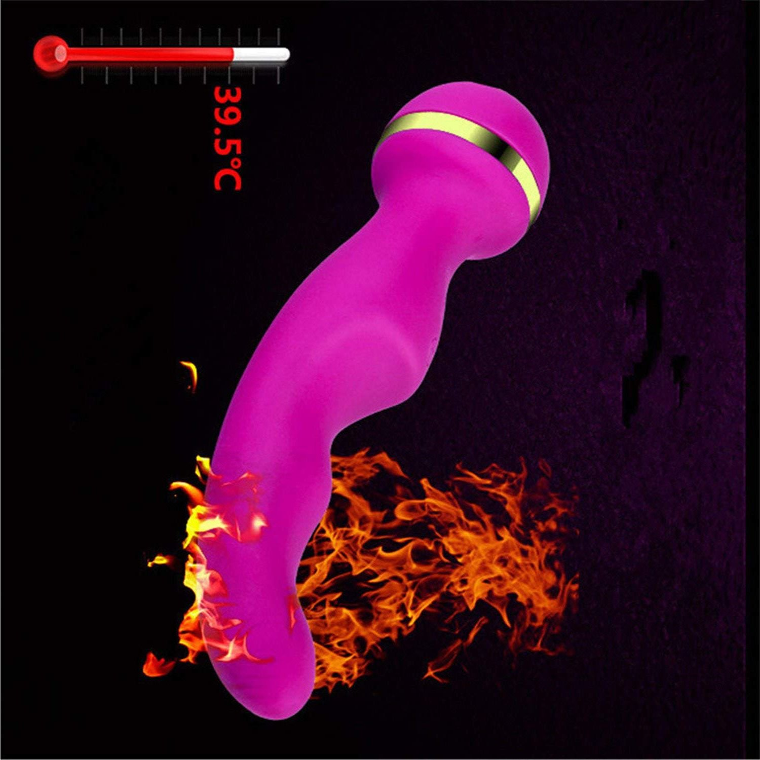 Amazon.com: Every-One USB Rechargeable Av Sex Toys G Spot Vibrator ...